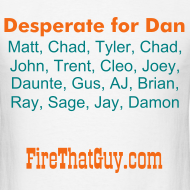 Design ~ DESPERATE FOR DAN