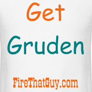 Design ~ HIRE JON GRUDEN