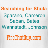 Design ~ SEARCHING FOR SHULA