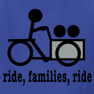 Design ~ Youth Cargo Trike Ride Families