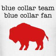 Design ~ Blue Collar Fan (M)