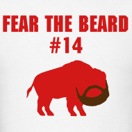 Design ~ Fear Fitz's Beard (M)