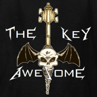 Design ~ METAL Key of Awesome! Kids