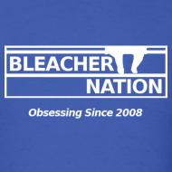 Design ~ BN - Obsessing Since 2008 Standard Weight T-Shirt (Men's)