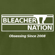 Design ~ BN - Obsessing Since 2008 American Apparel Shirt (Men's)