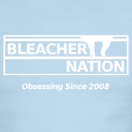 Design ~ BN - Obsessing Since 2008 American Apparel Ringer T (Men's)