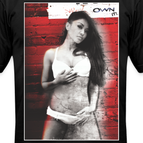 Design ~ 'OWN IT'  men's t-shirt