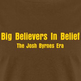 Design ~ Big Believers In Belief