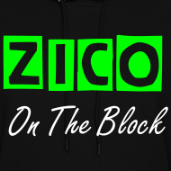 Design ~ Zico On The Block- Hoodie