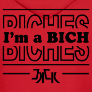 Design ~ I'm a BICH - Back