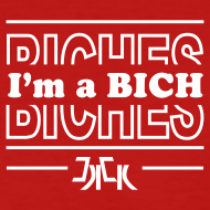 Design ~ I'm a BICH - Pocket