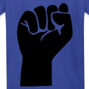 Fist / Revolution Kids' Shirts