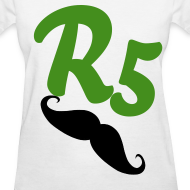 Design ~ Green Glitter R5 Womens