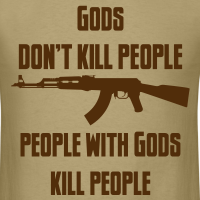 People With Gods Kill People