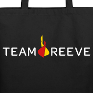 Design ~ Team Reeve Cotton Tote