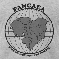 Design ~ Men's Pangaea T-Shirt Grey