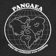 Design ~ Men's Pangaea T-Shirt Black