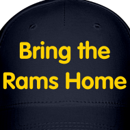 Design ~ Bring the Rams Home Baseball Cap