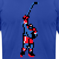 Design ~ The Goal Scorer - Blades of Steel