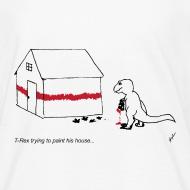 Design ~ T-Rex Painting House (Kid's)