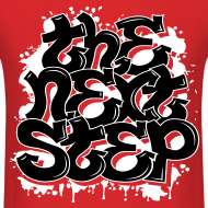 Design ~ The Next Step 2.0 Graffiti shirt any color