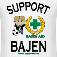 Design ~ Support Bajen - Men's Lt. Tee