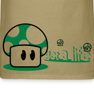 Design ~ Super Mario Shrooms