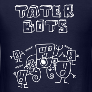 Design ~ Tater Bots for Men