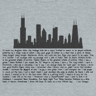 Design ~ I am Chicago