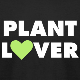 Design ~ Plant Lover Unisex Black