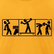 Oktoberfest Munich Pictogram (only) T-Shirts
