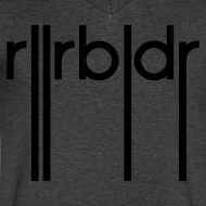 Design ~ rllbldr - Black V-Neck