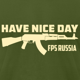 Design ~ American Apparel : Have Nice Day AK