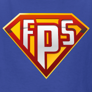 Design ~ Youth Tee : FPS Super Hero
