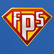 Design ~ Youth Hoodie : FPS Super Hero