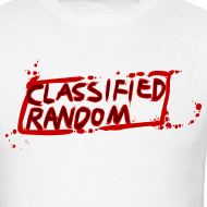 Design ~ CLASSIFIED RANDOM!