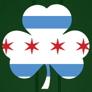 Design ~ Chicago Flag Shamrock