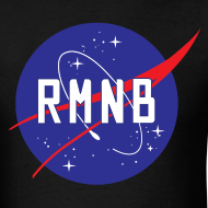 Design ~ RMNB Space Logo Men's T-Shirt