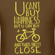 Design ~ U Can't Buy Happiness But You Can Buy a Bike