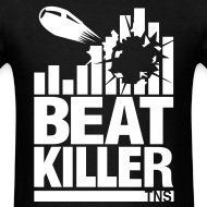 Design ~ Beat Killer white Text