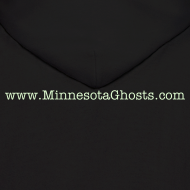 Design ~ Adult Hoodie with Glow-in-The Dark Logo