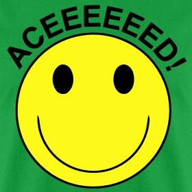 Acid house rave t shirt rave dj smiley face t shirts for Acid house rave