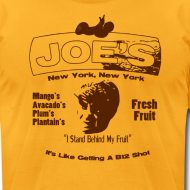 Design ~ Joe's (Seinfeld)