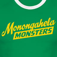 Design ~ Monongahela Monster's Coach T-Shirt