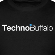 Design ~ TechnoBuffalo Shirt Guys (Black)