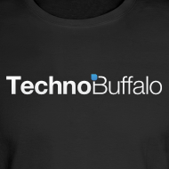 Design ~ TechnoBuffalo Long Sleeve Guys (Black)