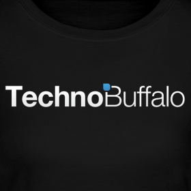 Design ~ TechnoBuffalo Long Sleeve Gals (Black)