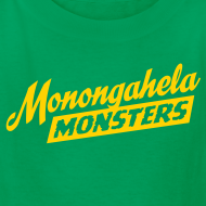 Design ~ Monongahela Monster's Kid's T-Shirt