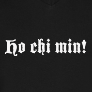 Design ~ Men's Ho Chi Min Tshirt