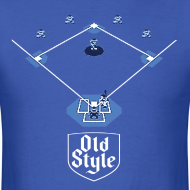 Design ~ Old Style Cubs Game